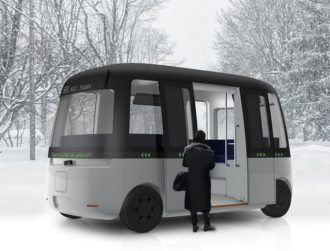 New 'robobus' that can work in all weather conditions heading for the streets