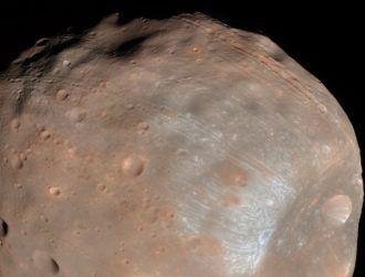 Rolling stones leave Mars moon feeling groovy