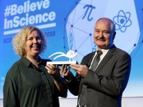 SFI Awards reveal who are Ireland's leading researchers for 2018