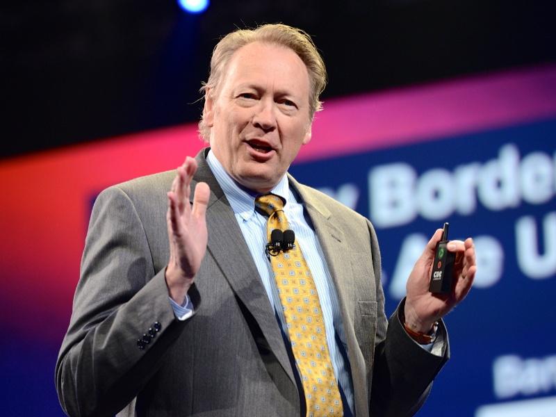 Hitachi's Bill Schmarzo: 'IoT avalanche will open up security vulnerabilities'