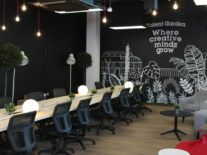 Check out Talent Garden's cool co-working space