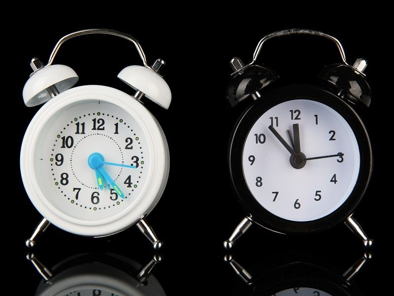 Human brain has two 'clocks' to help it predict the future