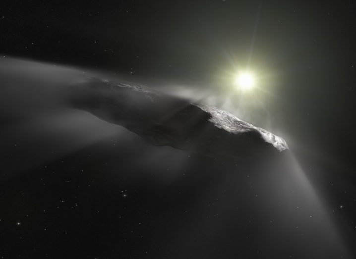 New Harvard Examine Suggests 'Oumuamua Is of Alien Origin
