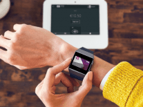 AIB sprints into fintech action with Fitbit Pay service