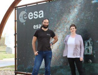 Two rising stars of Irish science to train at ESA after competition win