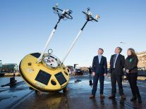 Ireland upgrades Marine Data Buoy Network in face of climate change