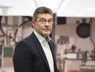 Siemens's Gary O'Callaghan: 'There is enormous value in data'