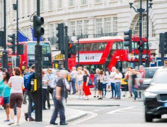 London is overhauling traffic lights to give streets back to pedestrians
