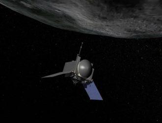 Amazing NASA GIF shows OSIRIS-REx arriving at diamond-shaped asteroid