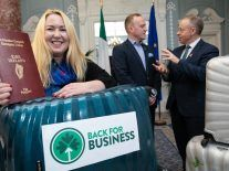 Irish Government to help returning emigrants to start-up