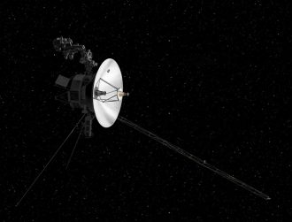Voyager 2 helps reveal 'blunt bullet' shape of interstellar space barrier