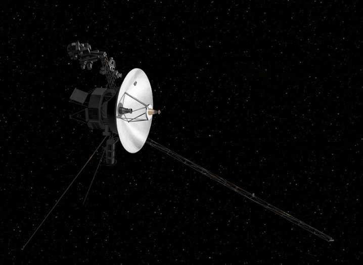 NASA's Voyager 2 probe enters interstellar space; local researchers worked on project