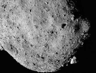 NASA expects 'treasure trove' of data after water found on Bennu