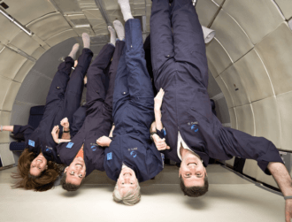 Would you like the chance to float like an astronaut?