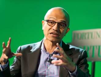Microsoft's Satya Nadella calls for facial recognition regulation