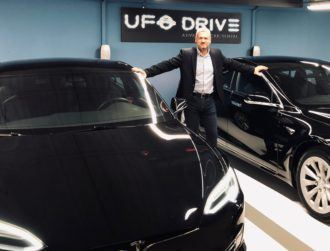 UFO Drive's vision for electric car rental is out of this world