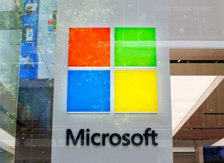 Microsoft store in Sydney, Australia.