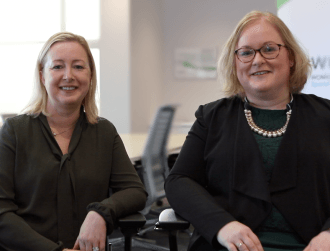 How this Irish business bucks the trend for women in tech leadership