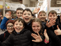 Hundreds of student projects shine at BT Young Scientist 2019