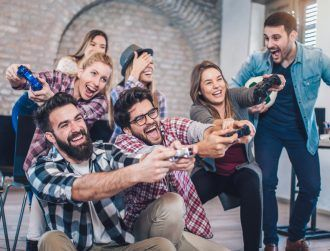 Playing video games at work could make you more productive