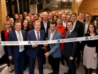 Autodesk marks first year in Dublin by unveiling official EMEA HQ