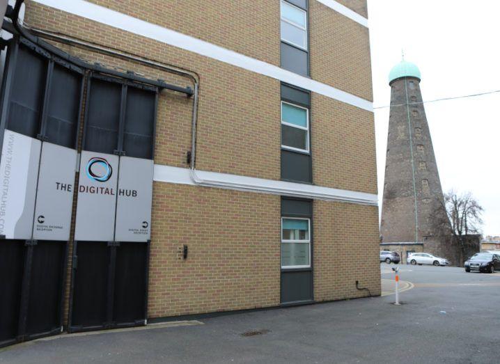 windmill site at Digital Hub in Dublin's Liberties district.