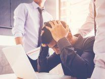 How to deal with workplace harassment