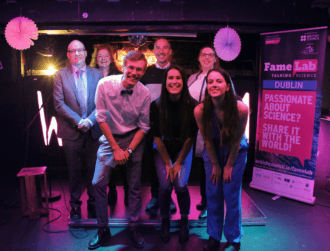 FameLab seeks out Ireland's next science superstars