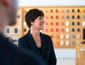 Apple names Deirdre O'Brien its new retail boss