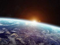 Scientists discover Earth's atmosphere goes all the way out to the moon