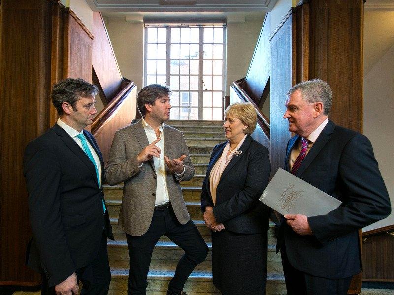 Finch Capital reveals €20m fund for Irish fintech and deep tech