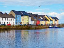 Which Irish towns are most at risk of job automation?