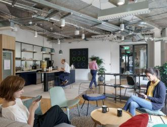 The first Dublin WeWork Labs start-up hub is about to open its doors