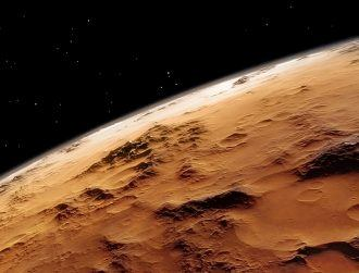 Mars orbiter finds first evidence of ancient, giant water lakes under planet