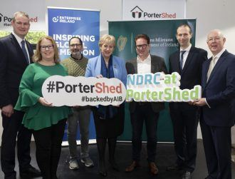 NDRC at PorterShed calls for more start-ups to awaken in the west