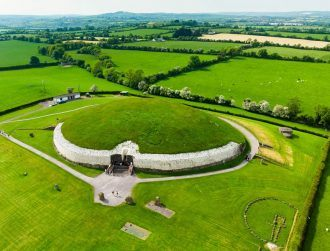 Incredible hidden structures near Newgrange revealed in amazing detail