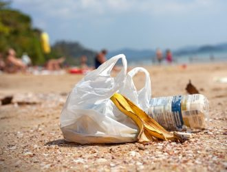 How can open data mapping help deal with the global litter crisis?