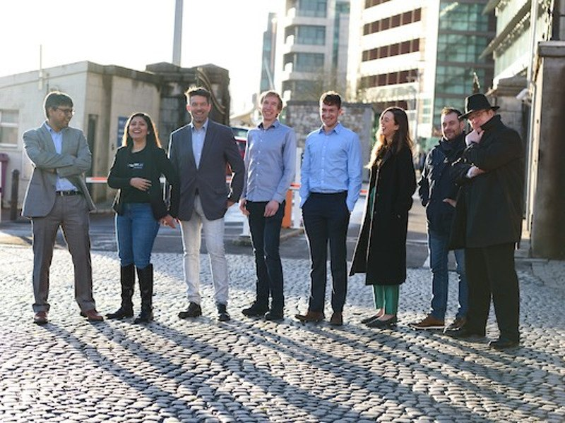 Start-ups from Cork's Security Accelerator aim to raise €5m