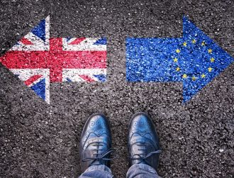 A no-deal Brexit could disrupt information flow between UK and Europe