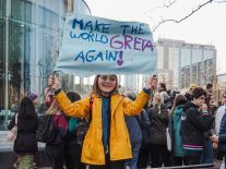 Teen climate activist nominated for Nobel Peace Prize ahead of global strike