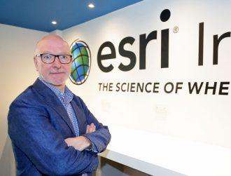 Esri Ireland's Eamonn Doyle: 'Big data is creating a new era for mapping'