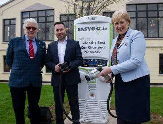 EasyGo launches advanced chargers in Ireland as EV sales soar