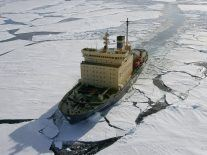 China to build gigantic, experimental nuclear icebreaker to enter Arctic arena