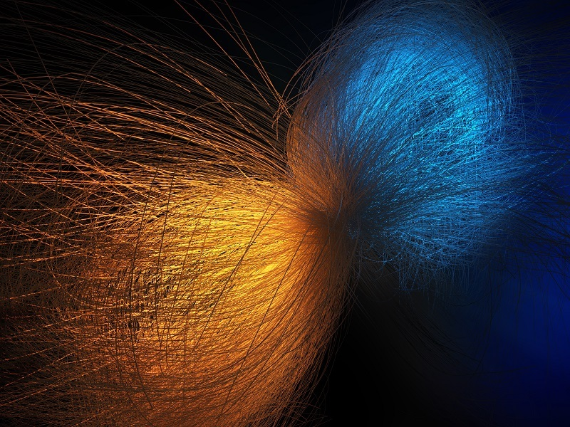 Discovery that different realities can co-exist 'breaks
