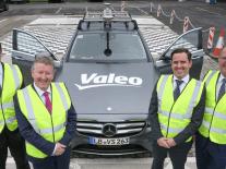 Autonomous vehicle player Valeo to create 50 new jobs at Tuam R&D centre