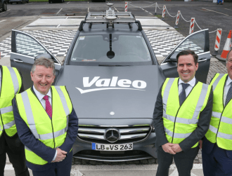 Autonomous vehicle player Valeo to create 50 new jobs at Tuam R&D centre