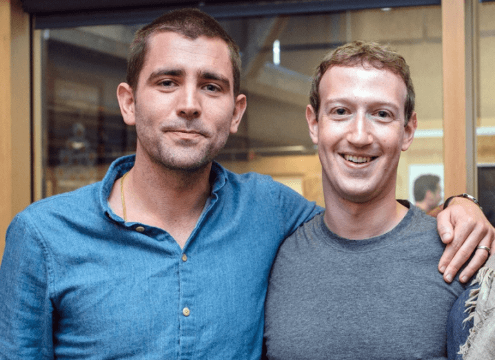Top Facebook executive Chris Cox and WhatsApp VP Chris Daniels quit