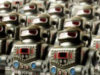Weekend Takeaway: Roving robots signal march of the machines