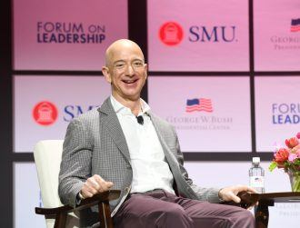 Jeff Bezos to step down as Amazon chief executive