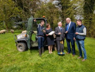 TV white spaces enable Microsoft and Teagasc agritech alliance